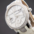 Ulysse Nardin Ladies Executive Dual Time Automatic // 243-10B/391 // Store Display