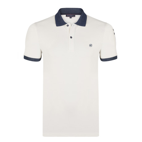 Roy SS Polo Shirt // Beige (XS)