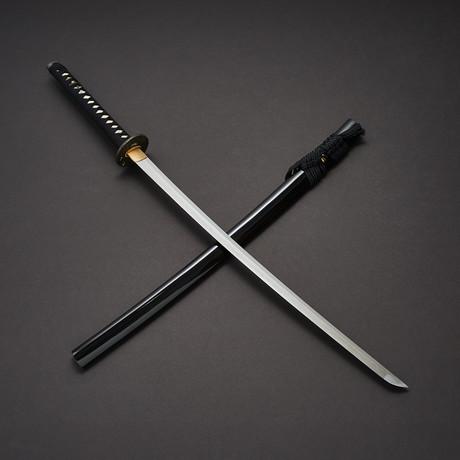 Musashi Japanese // Umi Katana (Black)