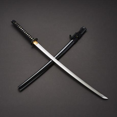 Musashi Meadow Katana (Black)