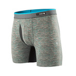 Weaver Boxer Briefs // Green (S)