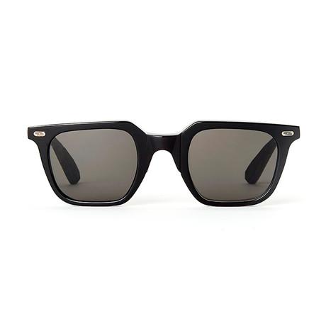 Laudo Collection Marconi // Black + Gray Lenses
