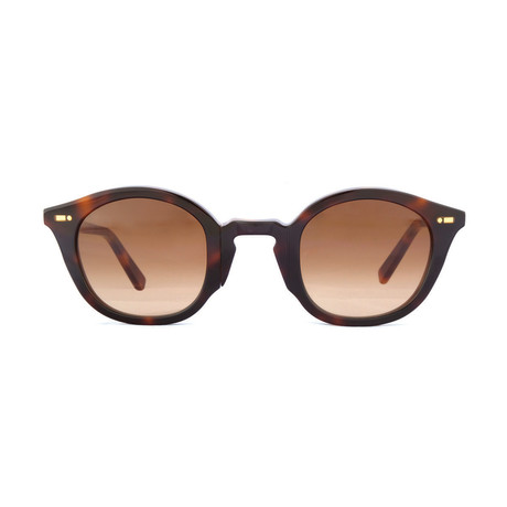 Impossible Collection 115R // Dark Havana + Gradient Brown Lenses