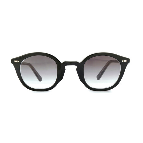 Impossible Collection 115R Unisex Sunglasses // Bicolor Black Gray + Gradient Gray