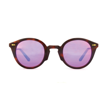 Impossible Collection 315R Unisex Sunglasses // Dark Havana + Flash Pink
