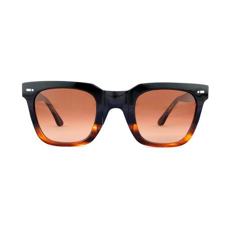 Impossible Collection 515 // Bicolor Black Havana + Gradient Brown Lenses