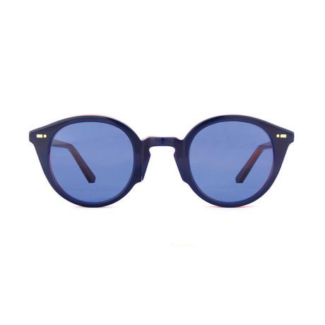 Impossible Collection 315R // Bicolor Blue Havana + Blue Lenses