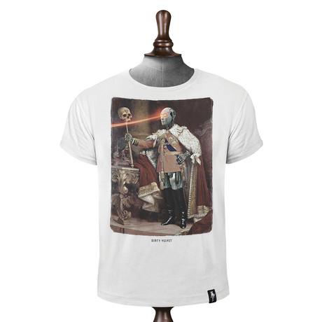 Robo King // Vintage White (XS)
