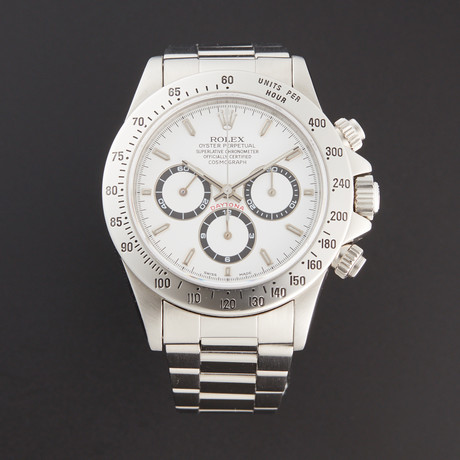 Rolex Zenith Daytona Cosmograph Automatic // 16520 // S Serial // Pre-Owned