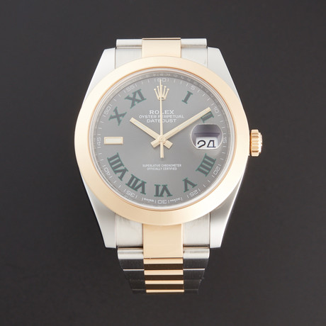 Rolex Datejust 41 Automatic // 126303 // Random Serial // Pre-Owned