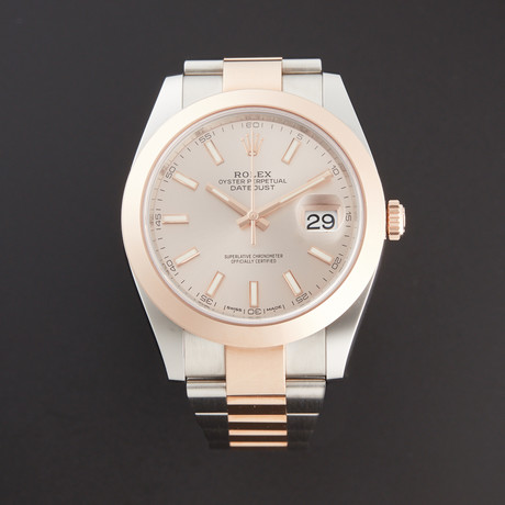 Rolex Datejust 41 Automatic // 126301 // Random Serial // Pre-Owned