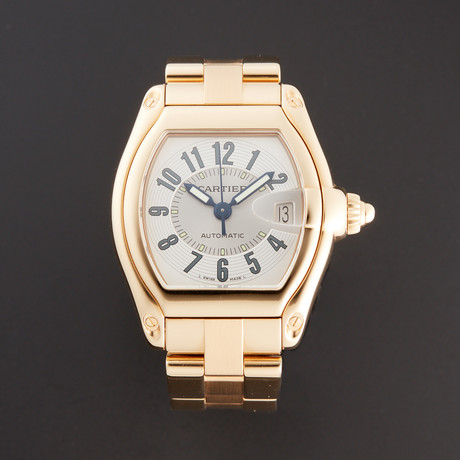 Cartier Roadster Large Automatic // W62003V1 // Pre-Owned