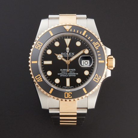 Rolex Submariner Automatic // 116613LN // Random Serial // Pre-Owned