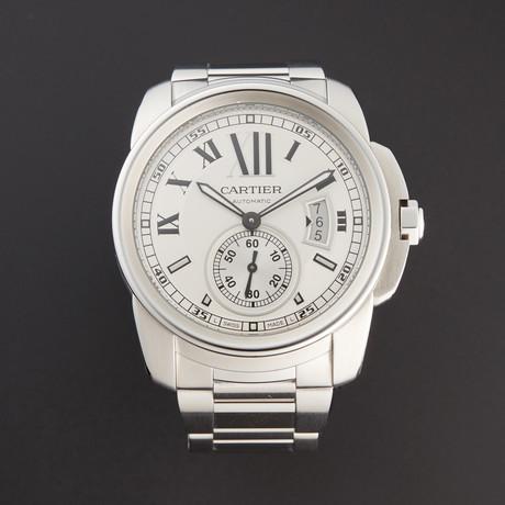 Cartier Calibre de Cartier Automatic // W7100037 // Pre-Owned