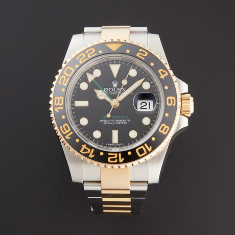 Rolex GMT-Master II Automatic // 116713LN // G Serial // Pre-Owned