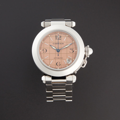 Cartier Pasha C Automatic // W31024M7 // Pre-Owned