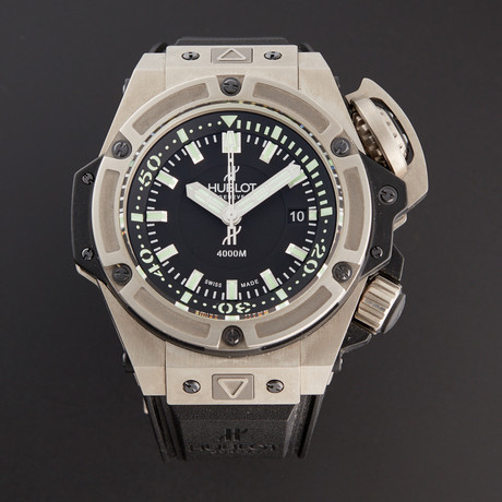 Hublot King Power Oceanographic 4000 Automatic // 731.NX.1190.RX // Pre-Owned