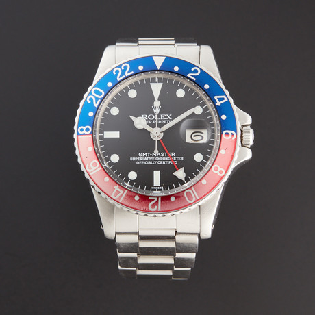 Rolex GMT-Master Automatic // 1675 // 4 Million Serial // Pre-Owned