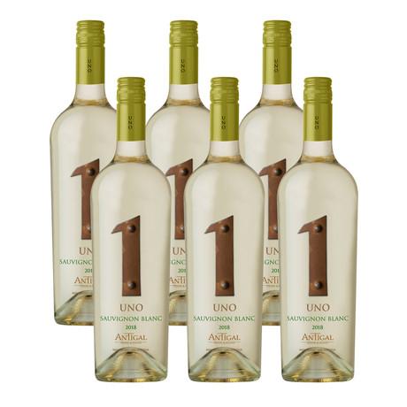 Antigal Uno Sauvignon Blanc 2018  //  Set of 6