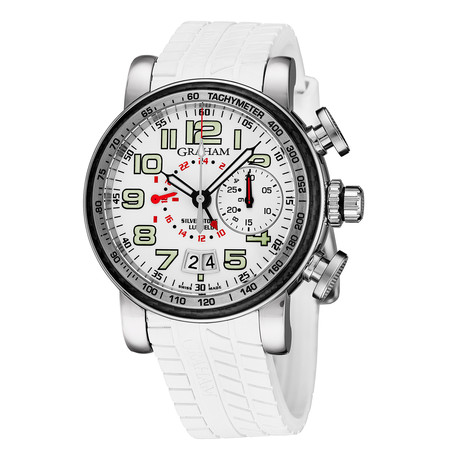 Graham Silverstone Chronograph Automatic // 2GSIUS.W01A