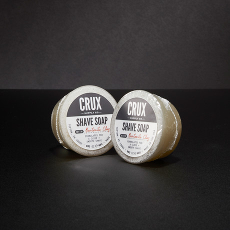 Shave Soap // Set of 2