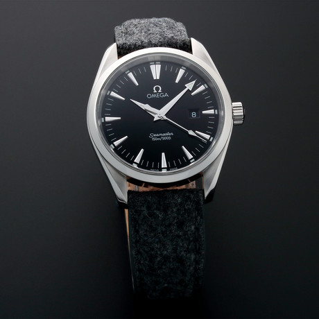 Omega Seamaster Date Quartz // 20625 // Pre-Owned