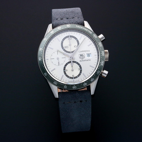 Tag Heuer Carrera Chronograph Automatic // CV20 // Pre-Owned
