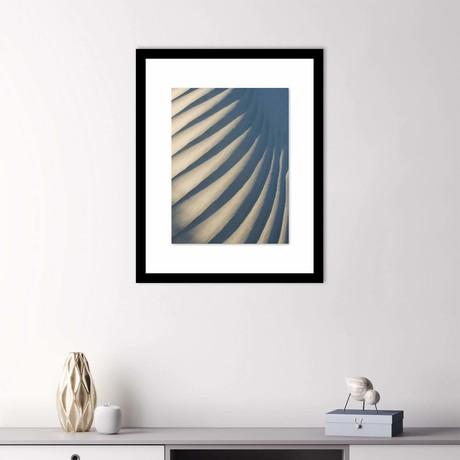 "Erosion Framed Wall Art (12""W x 16""H x 1""D)"