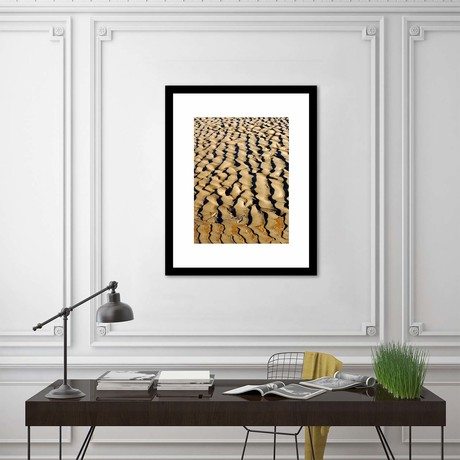 """The Shore Framed Wall Art (12""""W x 16""""H x 1""""D)"""