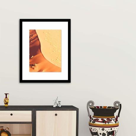 """Dune Framed Wall Art (12""""W x 16""""H x 1""""D)"""