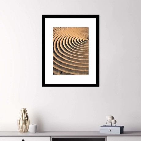 "Ripples Framed Wall Art (12""W x 16""H x 1""D)"