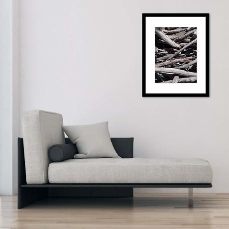 """The Dam Framed Wall Art (12""""W x 16""""H x 1""""D)"""