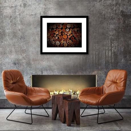 """Lumber Framed Wall Art (12""""W x 16""""H x 1""""D)"""