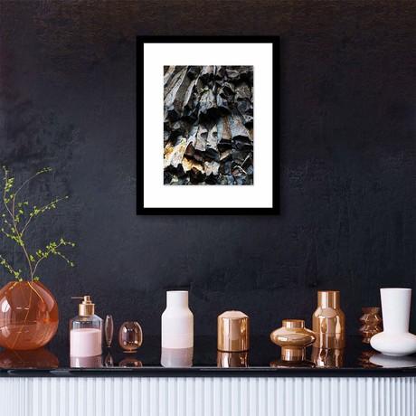"The Cave Framed Wall Art (12""W x 16""H x 1""D)"