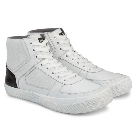 Drifter // Leather White (US: 6)