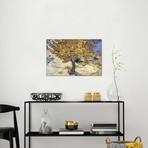 "Mulberry Tree // Vincent van Gogh // 1889 (26""W x 18""H x 0.75""D)"