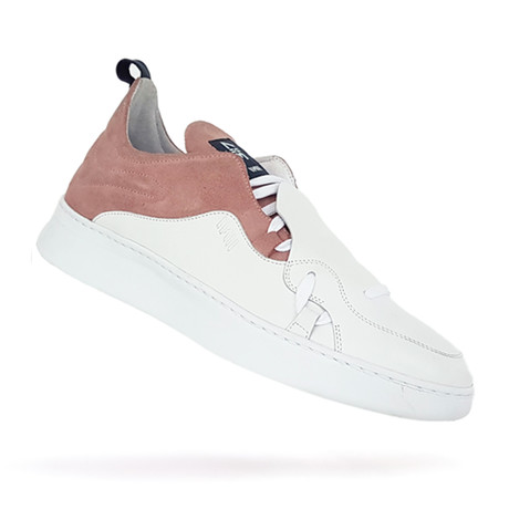 317 Low Sneakers // Pink (US: 7)
