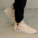 Comma Sneakers // Bone (US: 7)