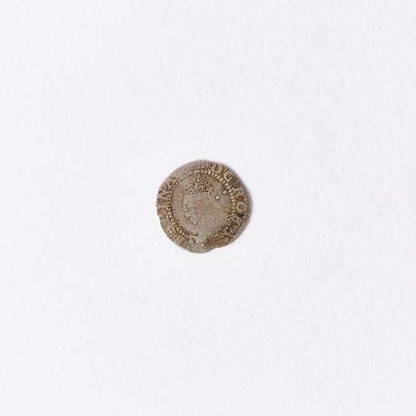 England, House of Tudor. Queen Elizabeth // Silver Penny