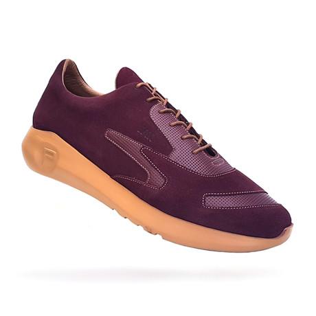 Initium Sneakers // Maroon (US: 7)