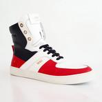 Ginza Daavi X WAU Sneakers // Black + Red (US: 10)