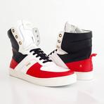 Ginza Daavi X WAU Sneakers // Black + Red (US: 10.5)