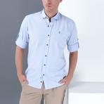G682 Shirt // Blue (S)