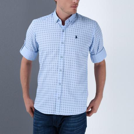 G683 Shirt // Blue (S)