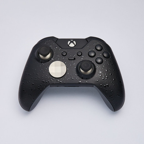 Xbox Elite Custom Controller // Stealth Edition