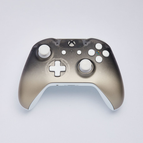 Xbox One S Custom Controller // Polar Shadow Edition