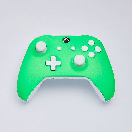 Xbox One S Custom Controller // Velvet Polar Edition