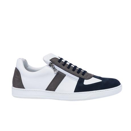 Calabria Sneaker // Black + White (US: 8)