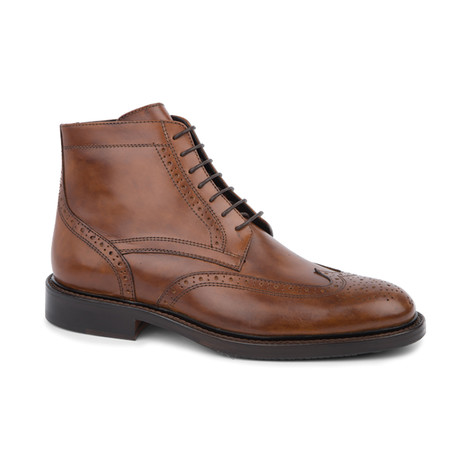 Toscano Boot // Cognac (US: 8)