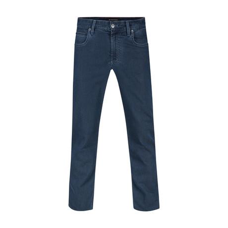 Five-Pocket Pants // Indigo (30WX34L)